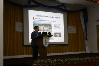 CEO Lectures at the Yangon Technological University and the Engineering Society of Myanmar 사진